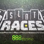 High-Speed Daily Slot Races Come to the 888 Casino