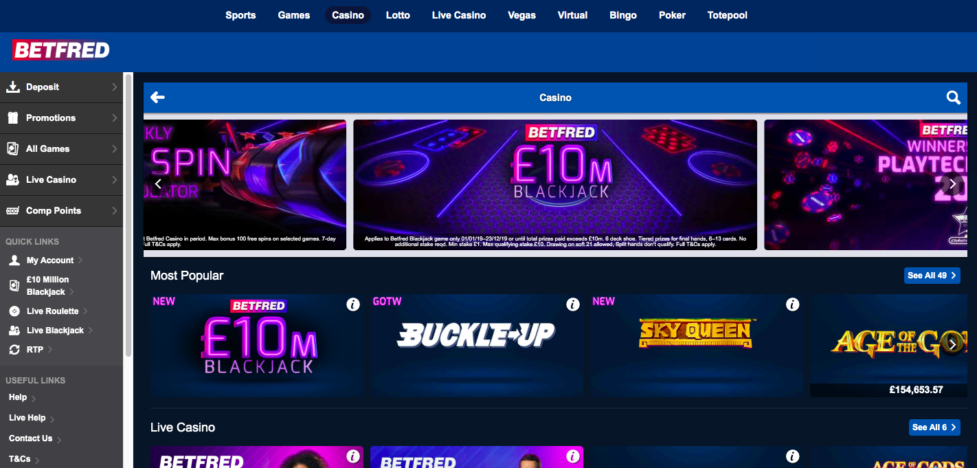 10 Best Paypal Casino Sites UK (That Don't Suck) - PlaynPay!