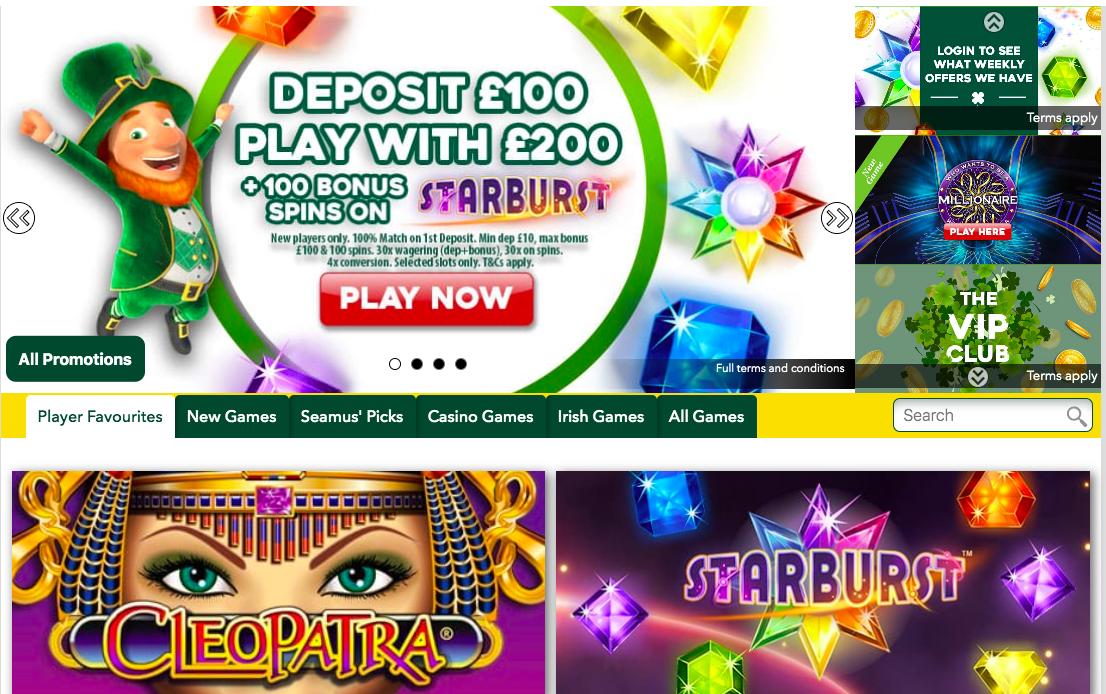 Die besten PayPal-Kasinos in Grossbritannien