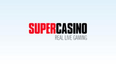 supercasino review logo playnpay uk